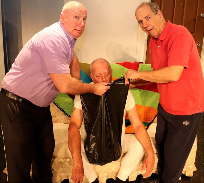 Cash on Delivery, Melville Theatre, play, comedy, farce, performing arts, humour, laughs, stage