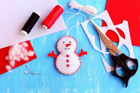 We Wish You A Creative Christmas Free Children S Christmas Craft