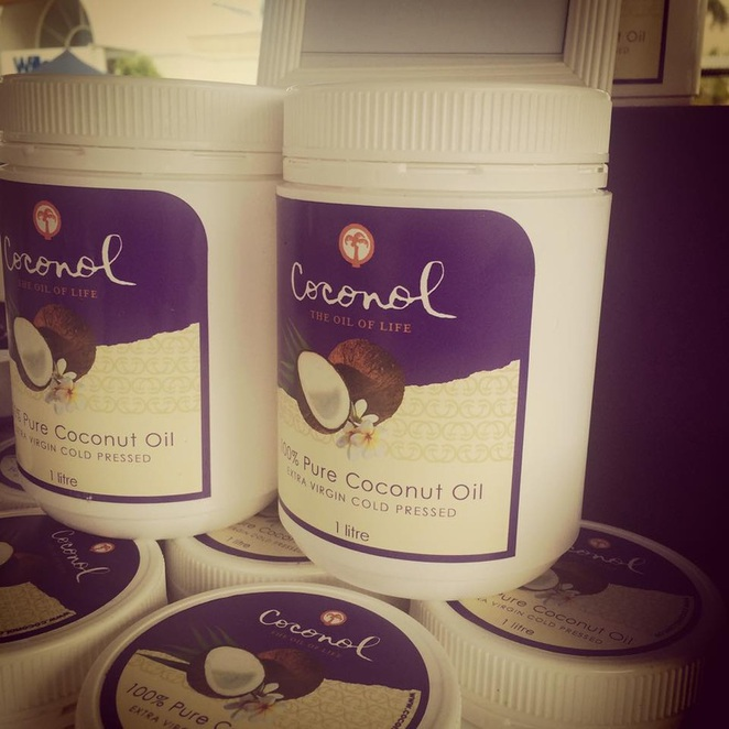 Coconut oil Townsville, Wholesome Goodness Living Expo, Townsville Markets, yoga Townsville, Jezzine Barracks Markets, healthy eating, townsville workshops