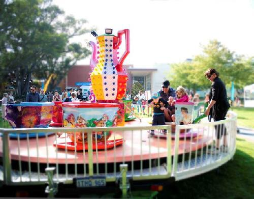cup & saucer, cup and saucer, ride, carnival, fair