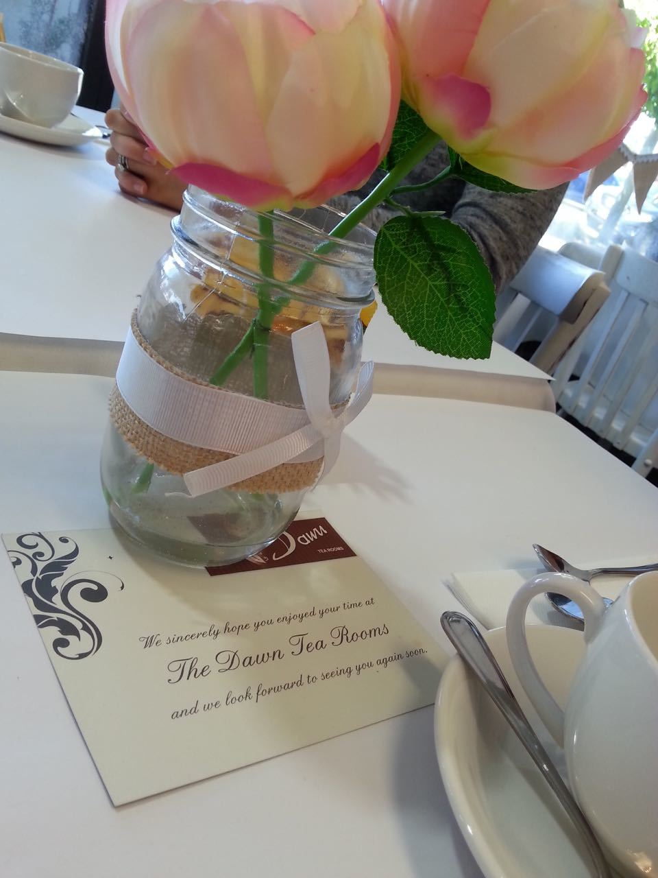 Mother S Day At The Dawn Tea Rooms Brisbane