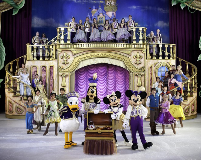 Disney On Ice Treasure Trove Sydney