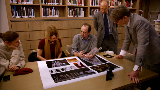 first monday in may andrew bolton anna wintour fashion gala art metropolitan museum movie film documentary