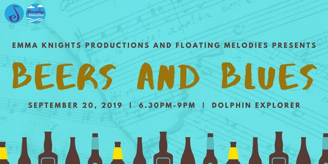 floating melodies, beers and blues, south Australia, beer, the wharfie, port Adelaide lighthouse, beautiful season catering, marly cruse, dolphin explorer, lighthouse wharf hotel, blues, shared platters, cruise, the port, port Adelaide, concerthttps://www.facebook.com/events/379468929407224/