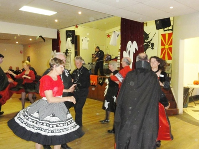 Square Dancing at Macedonian