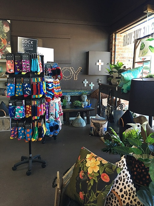 homewares, gifts, Poppa's Fudge & Jam Factory, Young