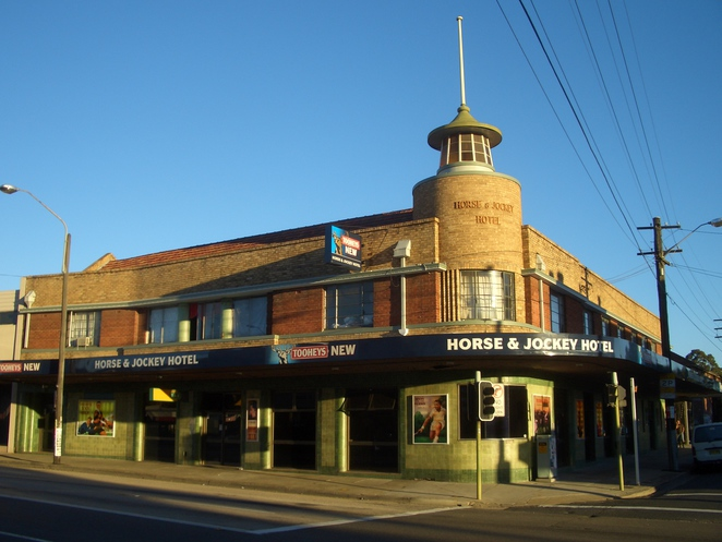 horse and jockey hotel, beer, places to get a drink in sydneys inner west
