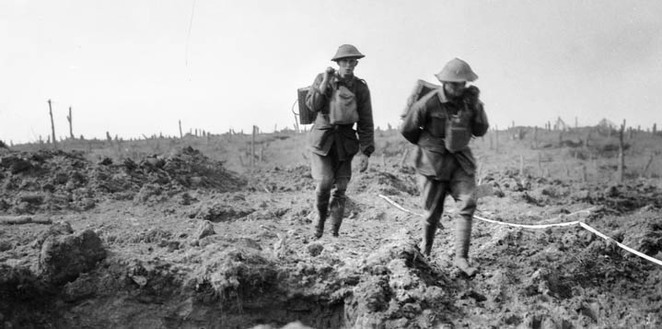 The Australian Imperial Force was raised in 1914 to help in the First World War