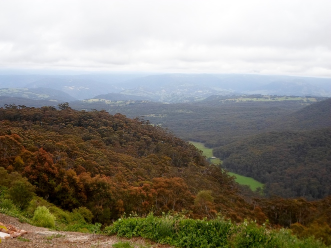 hydro majestic pavilion view, megalong valley, megalong valley blue mountains