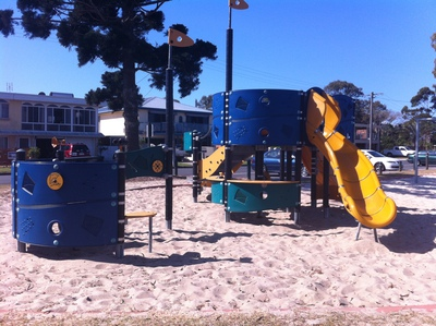 Playground @ Dohles Rocks