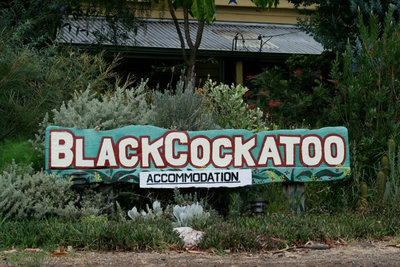 Image from the Black Cockatoo Nannup website