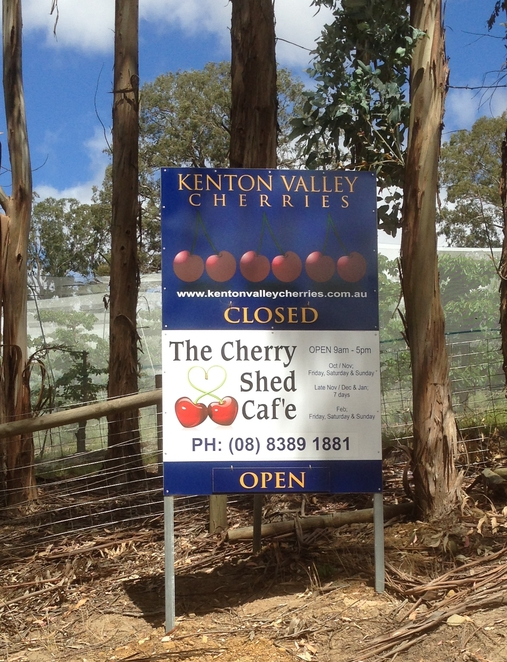 Kenton Valley Cherries
