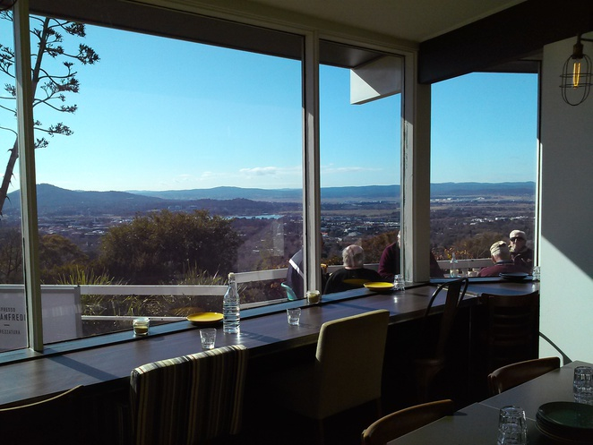 Little Brother cafe, Redhill lookout, Red Hill, Canberra