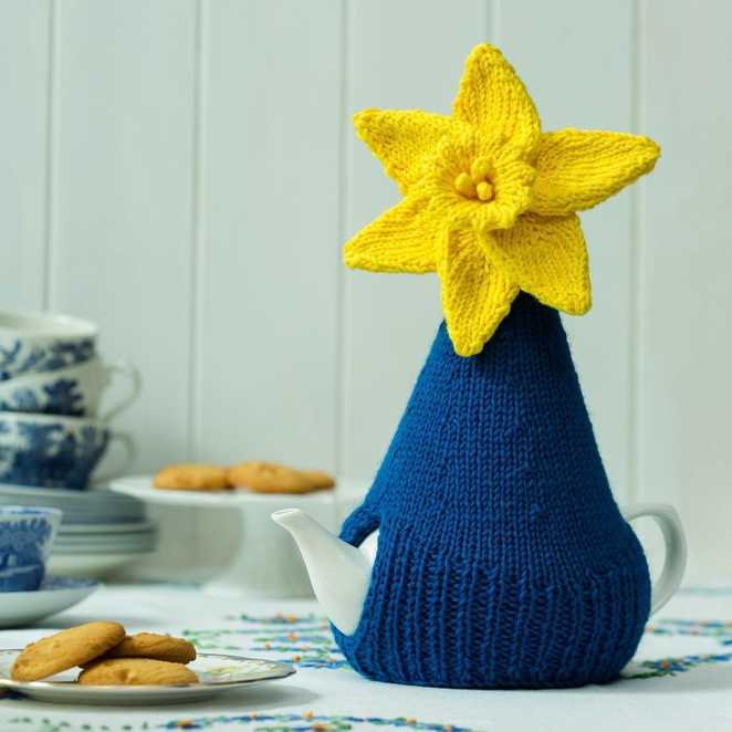 Loani Prior, Pretty Funny Tea Cosies, author talk. Ashgrove Library, knitting, Queen of the Tea Cosies, Grand Purl Baa, free