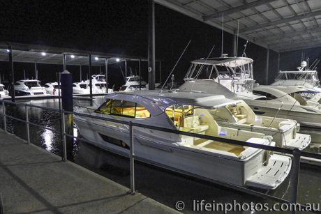 Luxury Boats, Coomera River, Riviera Yacht Club, Waterfront dining