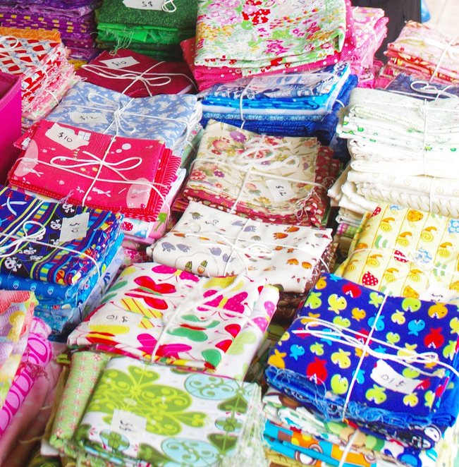market, perth market, fabric, crafters, craft fair