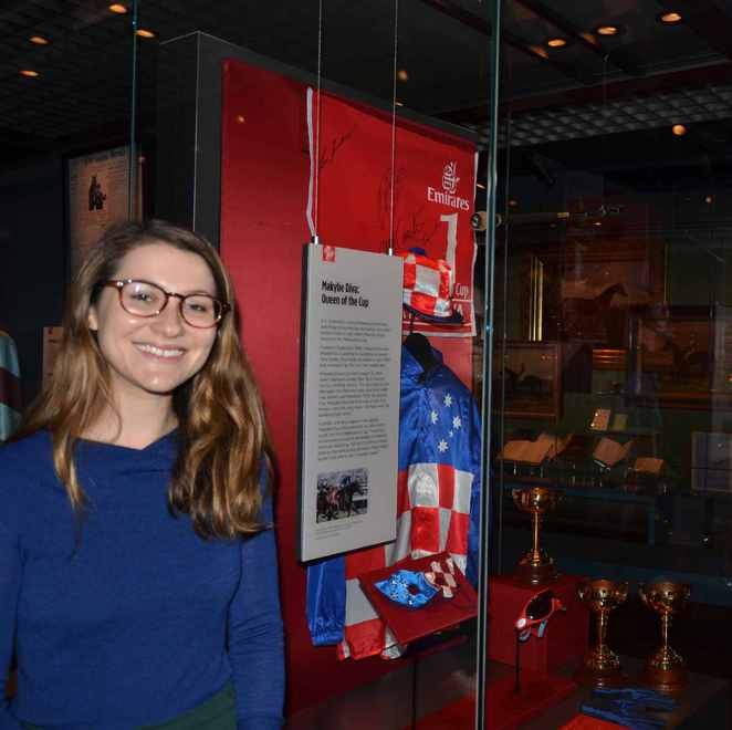 Megan Rowland Assistant Curator National Sports Museum