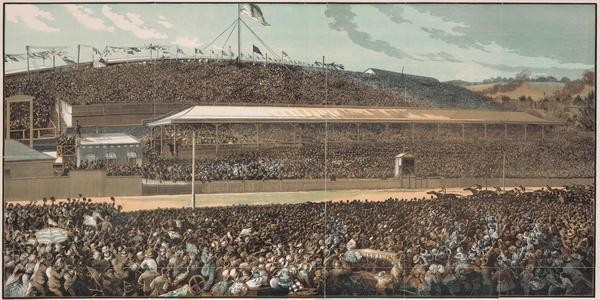 melbourne cup, flemington racecourse, horse racing in melbourne, 1881, racing history,