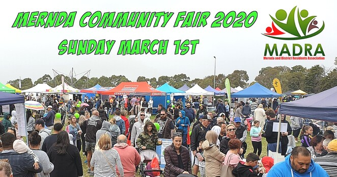 mernda community fair 2020, community event, fun things to do, mernda recreation reserve, low cost family entertainment, market stalls, food trucks, face painting, ninja course, teen area, dj, inflatable sport area, petting zoo, classic cars, gami gami devils, reptile show, main stage, community stage, local sports and community groups, scouts, ses,cfa, family fun, free activities