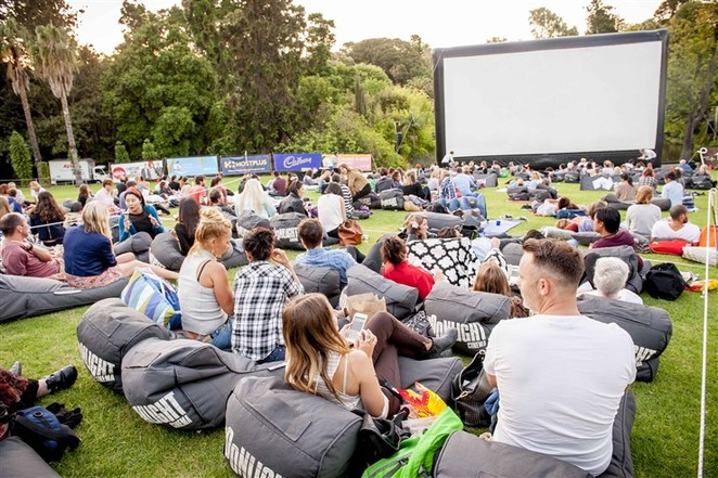 Moonlight Cinema, Outdoor Cinema, Moonlight Cinema 2018