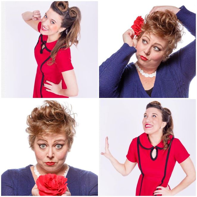 mothers day cabaret, speakeasy hq, natasha york, belinda Hanne Reid, Grant Busé, high tea, cabaret show