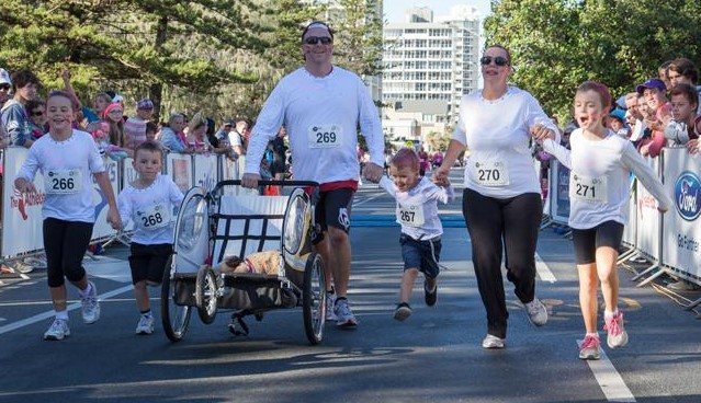 mothers day classic, gold coast events, family event