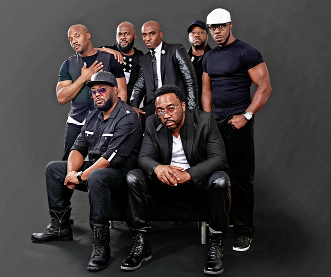 Naturally 7 with World Vision Touring Australia 2015