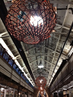 New York, Chelsea Markets, Meatpacking district
