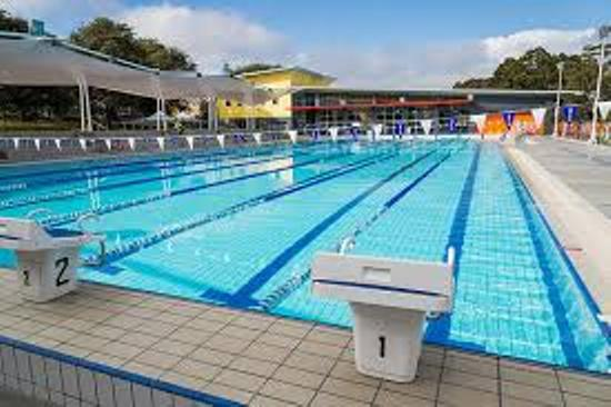 Olympic Pools Sydney Hornsby
