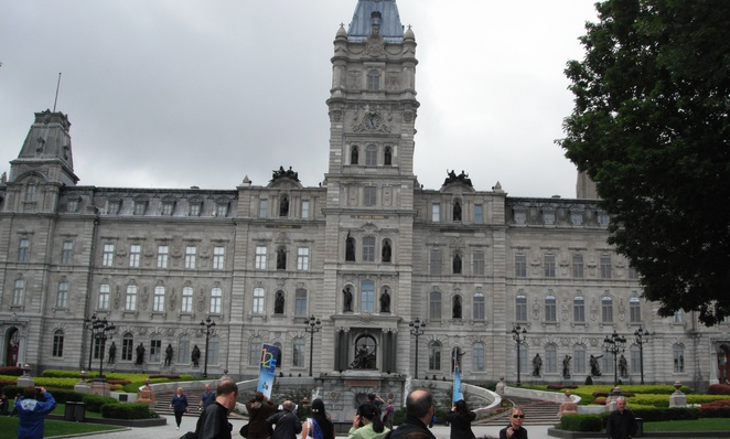 Parliament House, Quebec City