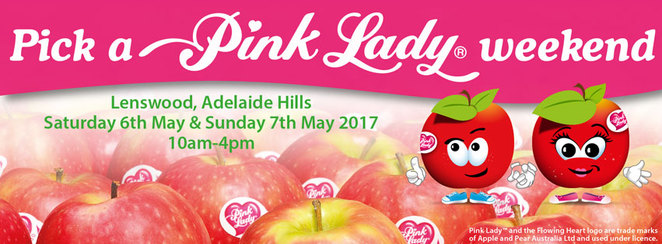 Pick A Pink Lady Weekend 2017