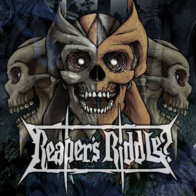 Reapers Riddle, Logo, Metal, Music, Video, Soxie Liqueur'e, Burlesque, Bands, Blunt Magazine, Fall, Away, Launch. Perth, Civic