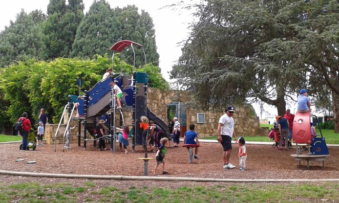 regatta point playground, commonwealth park, things to do, floriade, ACT, canberra, outdoors,