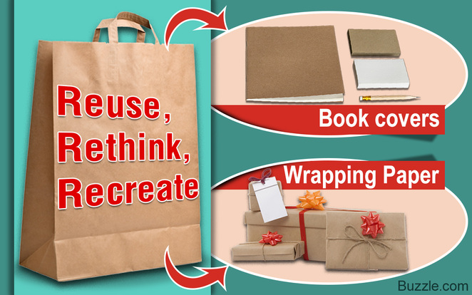 Rethink, Reuse, Recreate, Paperbags, Wrappingpaper, sustainable Christmas, Christmas Gift Ideas, sustainable Christmas