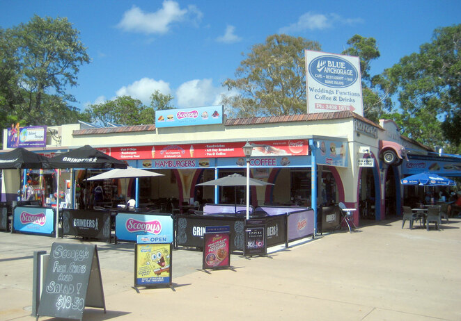 Scoopy's Ice Creamary brings back fond memories for people who visited Bribie Island when they were a kid