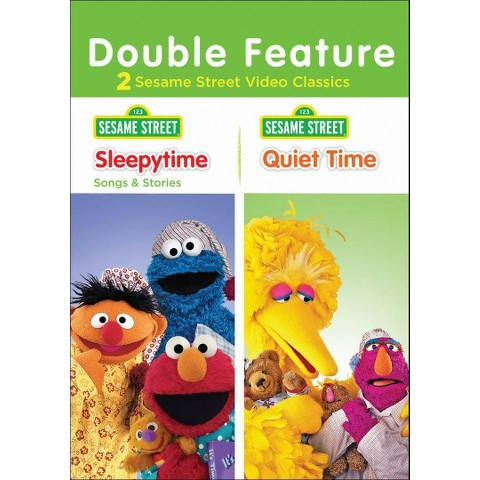 Sesame Street, Big Bird, Elmo, Rosetta, Zoe, Oscar The Grouch, Grouchketeers, Ernie, Bert, Sleep, Telly Monster, Buster the horse, Nap, The Count, Sheep, Honkers, Kermit The Frog, Muppets, Cookie Monster, Radar, everybody Sleeps, Stories, Books, Read, Reading