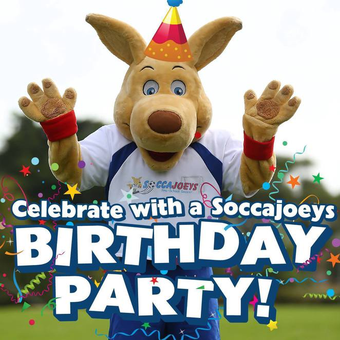 soccerjoeys, canberra, ACT, childrens birthday parties, soccer, boys parties, girls parties,