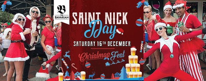 St Nick Day Christmas Fest, Munich Brauhaus, The Rocks, Sydney