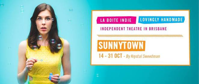 Sunnytown, La Boite, Roundhouse Theatre, Kelvin Grove, theatre, performing arts, Indie, shot in the dark
