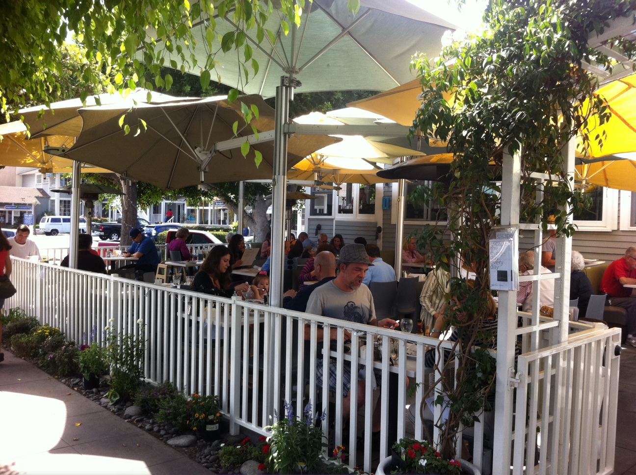 The Cottage Cafe San Diego