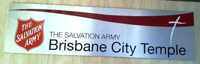 The Salvation Army, Salvos,, temple