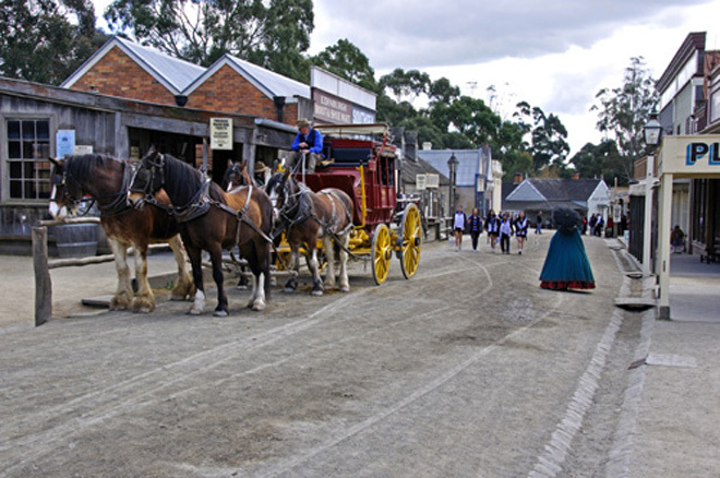 Victoria,Melbourne,Ballarat,Sovereign Hill,Goldfields Experience,Travel,Family Attraction,Great Day Out,Get Out of Town,Escape The City