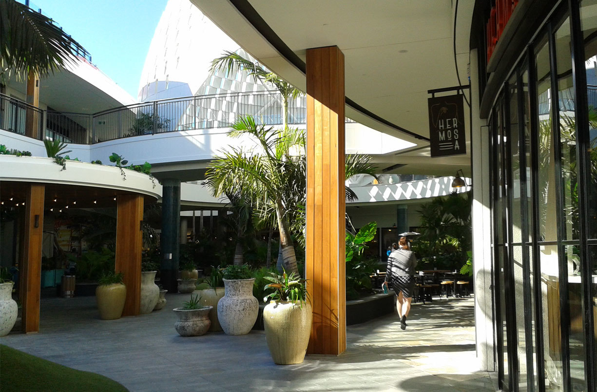 Chermside westfield 39 s new dining precinct brisbane for New restaurants