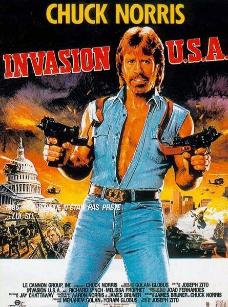 Invasion USA - Film Re...