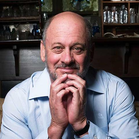 Tim Flannery visits the University of South Australia