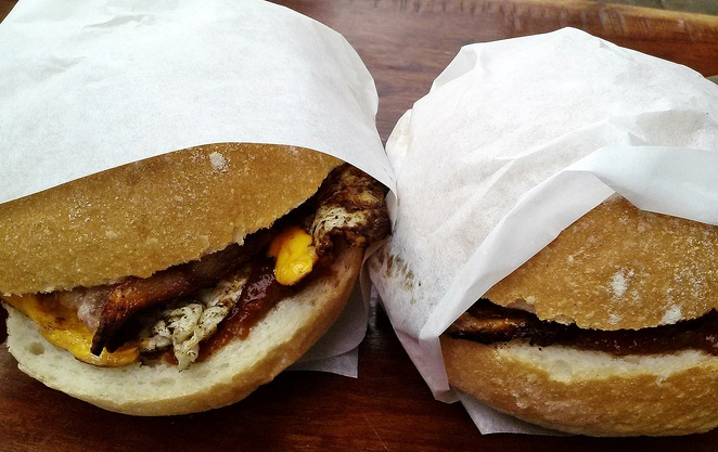 38 espresso, canberra, ACT, bacon and egg rolls, cafes, breakfast, kingston foreshore, ACT