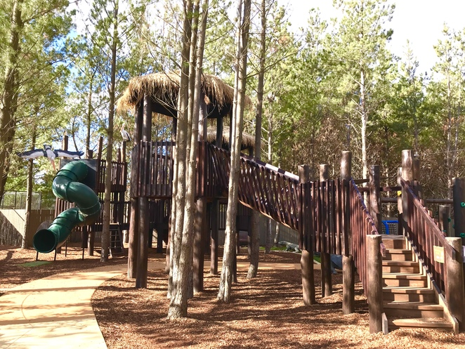 AdventureLand, National Zoo, Canberra, Playground, park