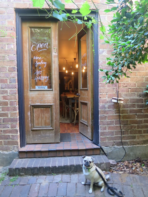 alby and esther's, cafe, mudgee, new south wales, wine bar, coffee, brunch, breakfast, restaurant, dog friendly, gallery, art