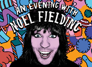 An Evening With Noel Fielding Adelaide, Thebarton Theatre