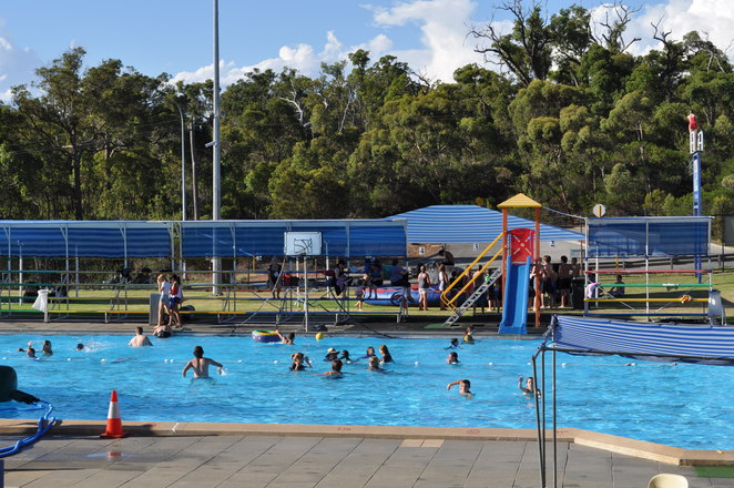 The top things to do with your kids in january the secret for Pool show perth 2015